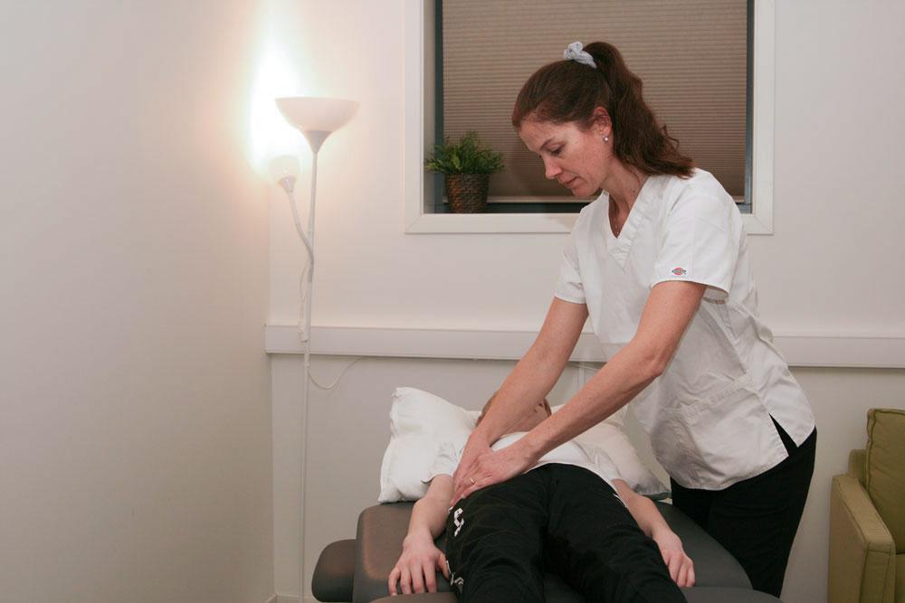Fysioterapeut og Myoreflexterapeut