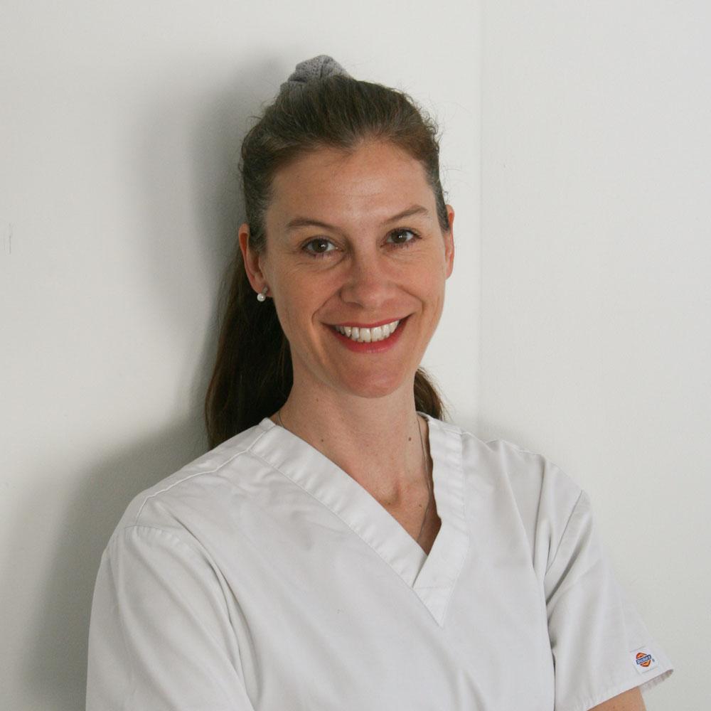 Sarah Askim- Fysioterapeut og Myoreflexterapeut
